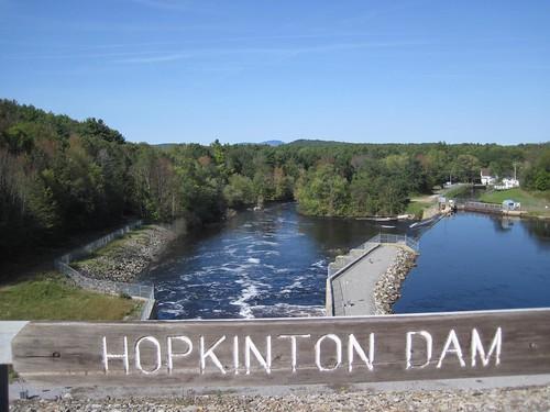 Hopkington Dam
