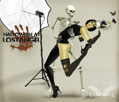 Multipose (Halloween 2011 Collection) by Cherokeeh Asteria