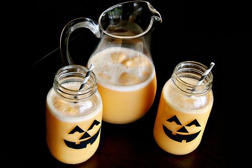 Pumpkin Mason Jar 4