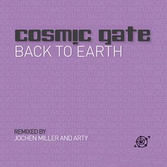 Cosmic Gate - Back To Earth
