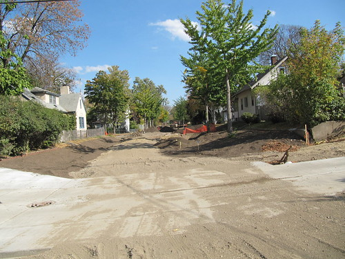 37th Ave N Construction
