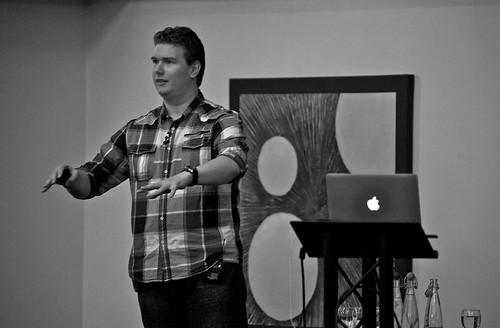 Keynote Speaker: Ian Barber