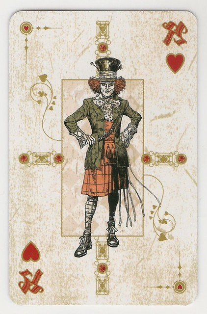 the king mad hatter