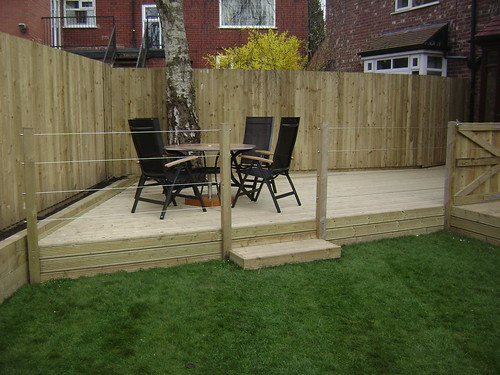 Decking Wilmslow Image 1