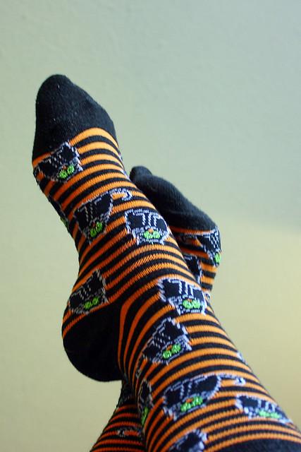 284/365.2011 {Sexy Socks!}