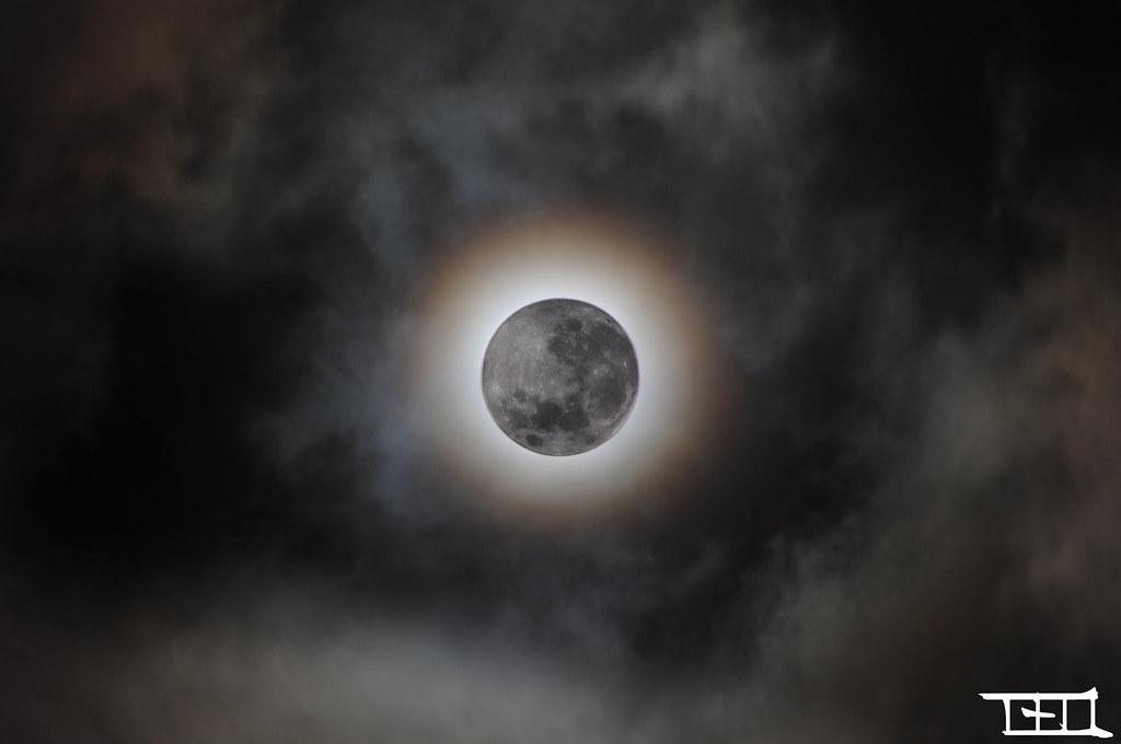eerie eclipse