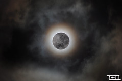 eerie eclipse (Teo Morabito) Tags: bali moon night indonesia eclipse photo mac nikon october flickr edited teo full fullmoon using sharing hdr d90 morabito 11th12th blinkagain