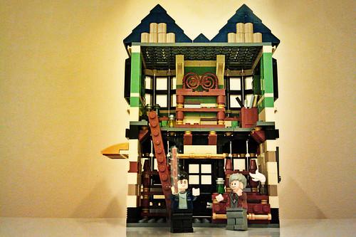 LEGO HP 011