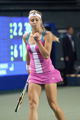 Maria Kirilenko - Victory Pose