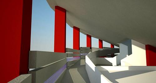 Plaza Multiusos Accesible. Propuesta. (6)