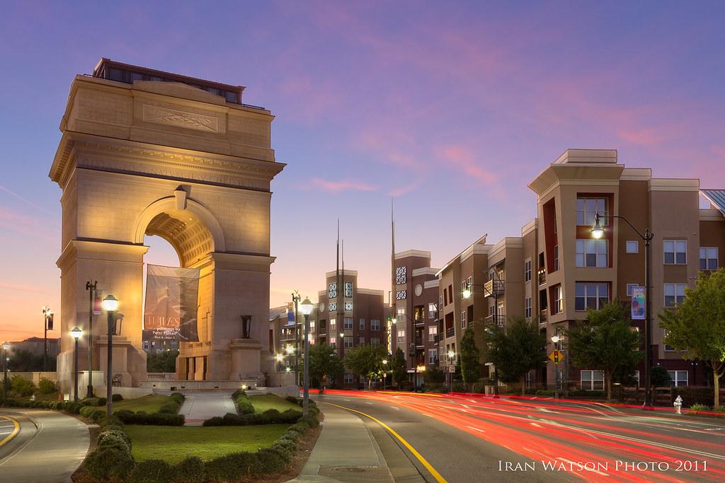 Park District & Icon Apartments at The Millennium Gate - Atlanta, GA