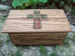 Celtic Cross Altar (dragonoak) Tags: witch altar pagan wiccan