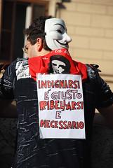 42 - Oct 15 2011 - Rome Protest (Barb Mayer) Tags: rome roma protest manifestazione blackbloc 15ottobre2011 october152011