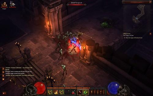 My Hands-On With Diablo III Beta