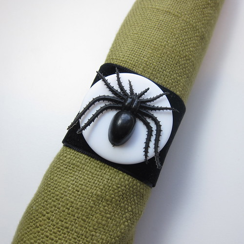 Spider Napkin Ring