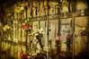 The Wall of Remembrance (Werner Kunz) Tags: life flowers portugal graveyard wall photoshop death nikon remember live wideangle mausoleum porto garve eternity hdr photomatix colorefex nikond90 topazadjust lucysart werkunz1