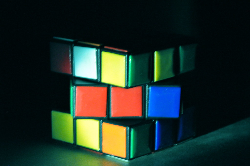 Color BOX- Low light photography