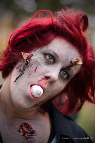 Zombie by thomevered