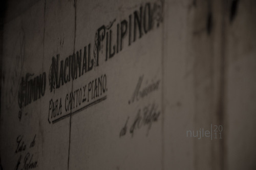 Emilio Aguinaldo Shrine Lyrics