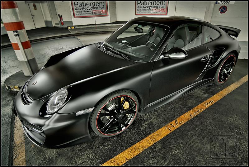 Suiza - Supercoches - Porsche 911 GT2 RS - Zurich