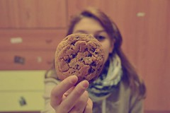 Cookie! (Lisa Grace Lombardi) Tags: italy girl cookie hand