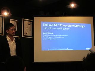 Nokia NFC Blogger Event 19102011