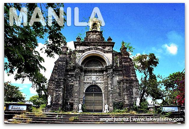 La Loma cemetery photo by Angel Juarez of Lakwatsero.com