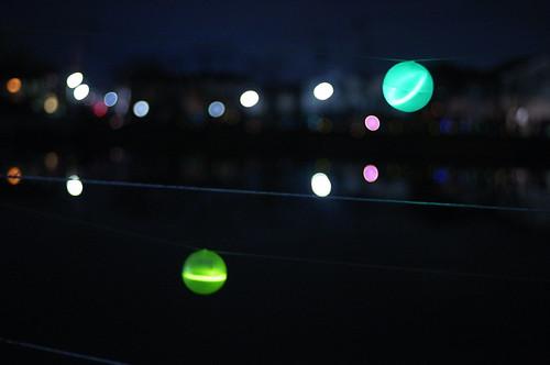 うちのDEアート 2011 シンカワホタル