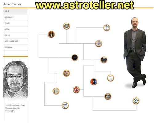 Dr. Astro Teller - Entrepreneur, Author, and Scientist