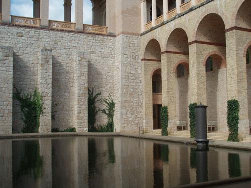 Belvedere - inside