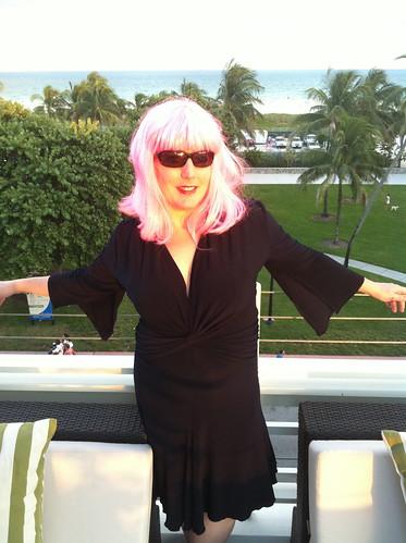 Pink Wig Photos