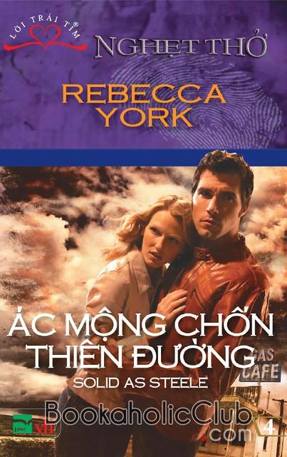ÁC MỘNG CHỐN THIÊN ĐƯỜNG - Rebecca York