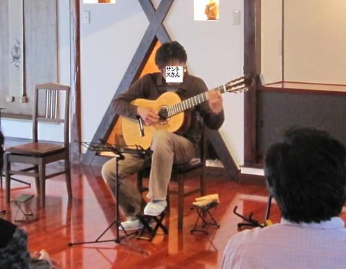 サントスさんのソロ 2011年10月22日 by Poran111