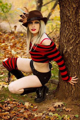 A Nightmare on Elm Street Freddy Krueger Cosplay