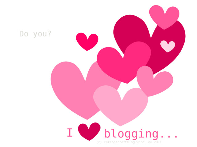 Heart blogging