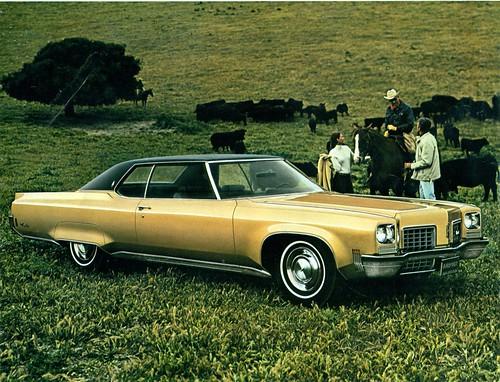 1972 Oldsmobile Ninety-Eight 2 Door Hardtop