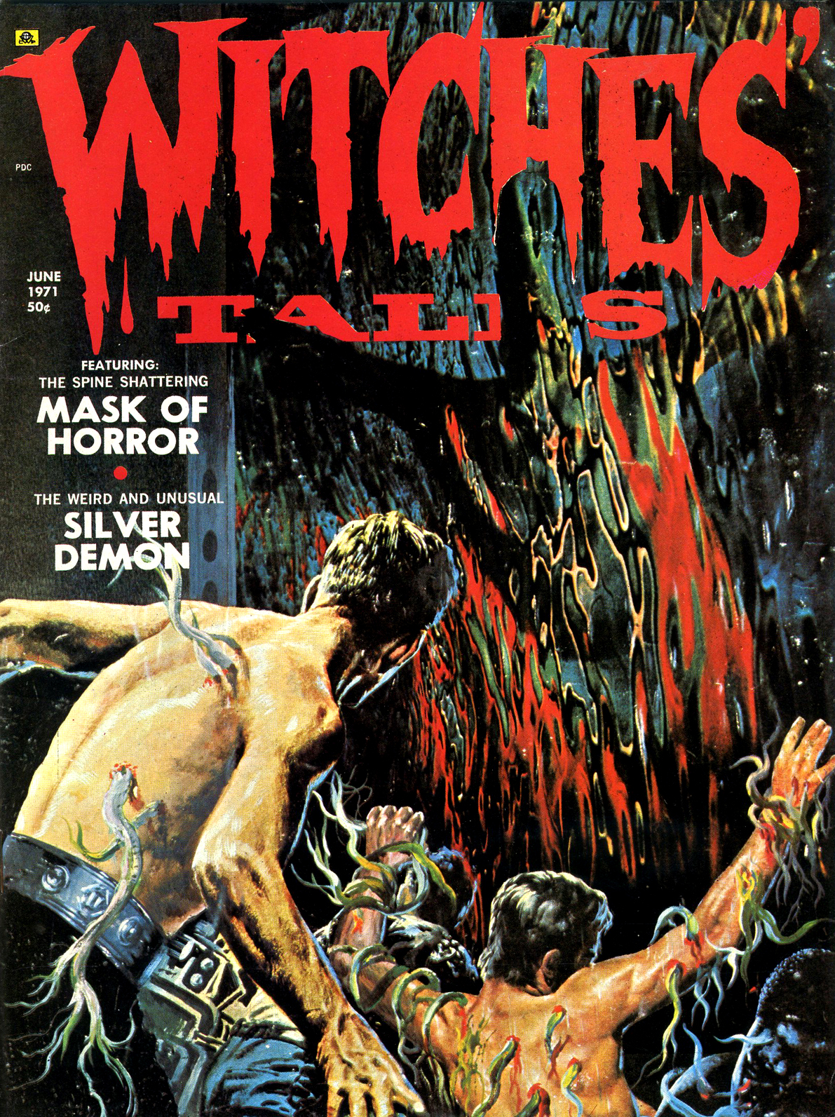 Witches Tales Vol. 3 #3 (Eerie Publications 1971)
