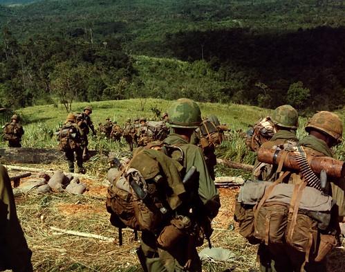 Vietnam hill