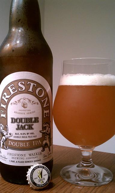 FIRESTONE BREWING DBA official craft beer STICKER.