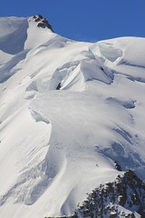monte bianco- mont blanc -Explore#158 (claudiophoto) Tags: italy alps neve alpinismo montblanc vette montebianco cime valdaosta sonw blinkagain