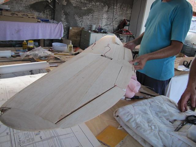 Montagem gratificante P-47 Thunderbolt Do Kit ao AR - Página 2 6288643334_8746c30659_z