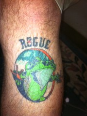 Rogue Issaquah Tattoo (Rogue Ales) Tags: tattoo ink rogue rogueales deadguy roguebrewery beertattoos