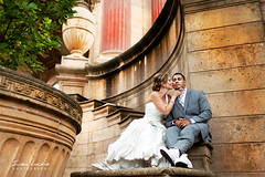 palace arts wedding (Ivan Luckie Photography) Tags: sanfrancisco wedding bride erick kelly palaceofarts