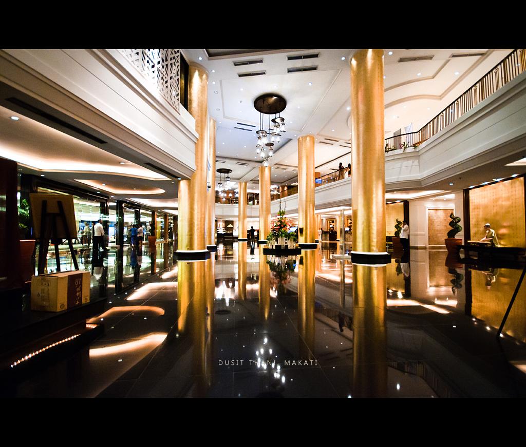 Dusit Thani Hotel, Makati