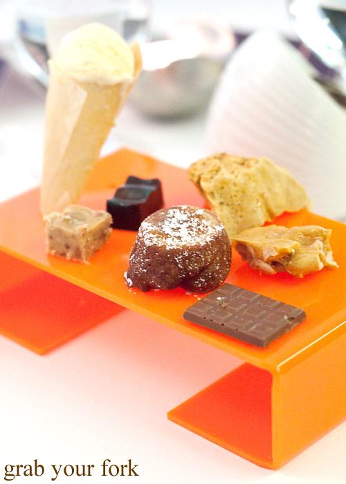 arras petits fours sweets dessert