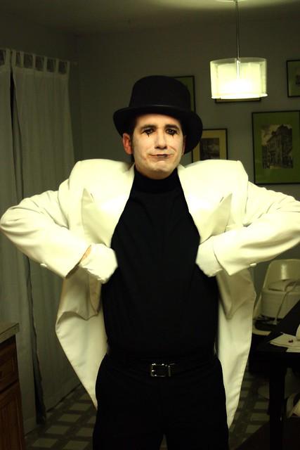 Eric mime