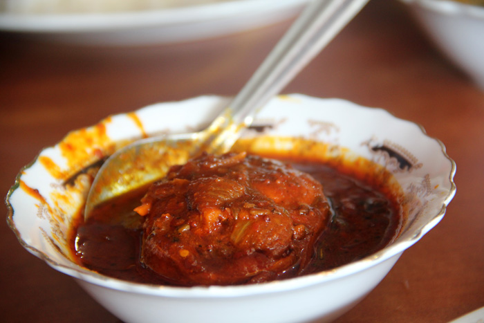 Fish Curry - Sri Lanka