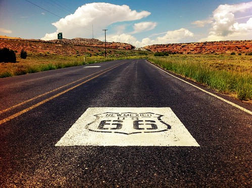 """Old Route 66 - New Mexico • <a style=""""font-size:0.8em;"""" href=""""http://www.flickr.com/photos/20810644@N05/6298908488/"""" target=""""_blank"""">View on Flickr</a>"""