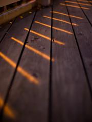 Street light (Banalitet) Tags: wood detail night shallowdof manuallens voigtlandernokton109525mm