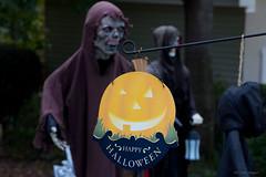 Happy Halloween, Welcome Ghouls... (99baggett) Tags: sc halloween pumpkin scary horror ghosts goblins ghouls northaugusta